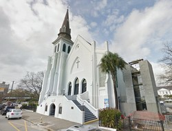 Emanuel AME Church in Charleston, S.C.