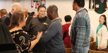 2016 Walton Award winner, First Thai-Laotian Presbyterian Church in Las Vegas is made up of many nationalities. Their ministry blossomed when they started a homeless ministry for those living in the bushes around the community.