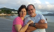 Marta and Tim Carriker, mission co-workers in Brazil
