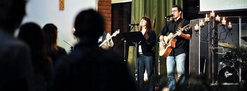 "Canvas, a worshiping community in California, aims to ""create an expression of the church that's focused less on merely securing the afterlife than on embodying the message of Jesus in the here and now,"" said pastor the Rev. Kirk Winslow."