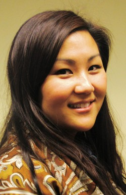 Christine J. Hong - new interfaith relations associate