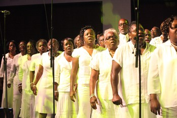 Charleston, S.C.-based St. James Presbyterian Church choir