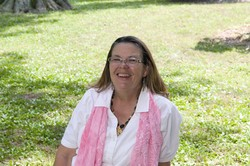 Sharon Curry, Presbyterian mission co-worker