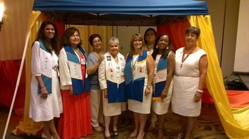 Encuentro VII, the triennial national conference for Hispanic Latin Presbyterian Women (MHLP), was held July 19-21 in Orlando, Fla.