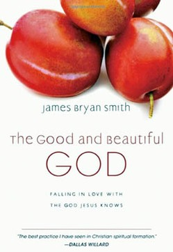 Book Cover of The Good and Beautiful God
