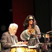 Pete Escovedo and Sheila E.
