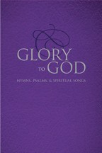 Presbyterian Hymnal cover purple