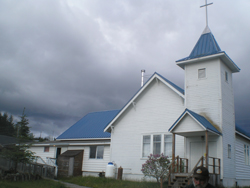 Kake church building