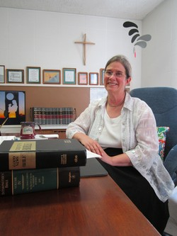 The Rev. Sandra Larson
