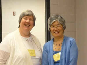 Janet Mathiesen and Anne Wilson