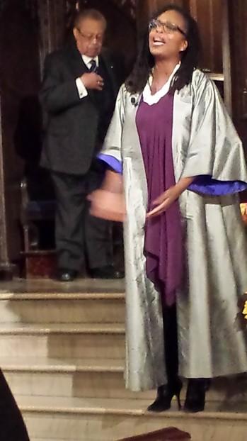 Rev. Jacqueline Lewis