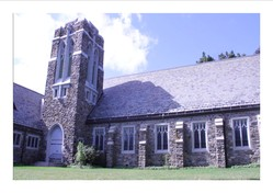 Huguenot Memorial Church in Pelham Manor, N.Y.