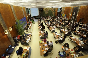 The World Council of Churches' Central Committee is meeting July 2-9 in Geneva.