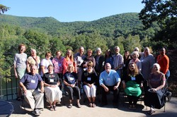 Hunger Action Enablers (HAE's) share successes, brainstorm ideas and worship together during the PEC Conference in Montreat.