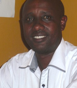 The Rev. Jerome Bizimana.