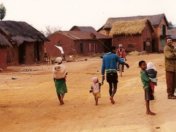 Rural poverty in Madagascar is one of several root causes behind human trafficking in the country, as villagers become desperate for income and susceptible to fraud, force, and coercion.