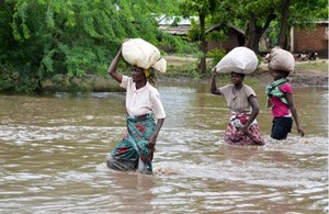 Severe flooding in January contributed to the current food insecurity crisis in Malawi.