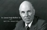 Dr. Samuel Hugh Moffett