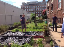 The Rev. David Sanchez, pastor of Christ's Presbyterian Church, shares about its urban gardens and various children's ministry in a multicultural community.