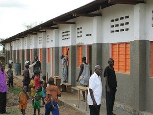 The new Zapo Zapo School was completed on time and on budget.