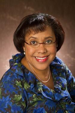 The Rev. Rhashell Hunter, director of the Presbyterian Church (U.S.A)'s Racial Ethnic & Women's Ministries.