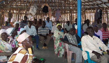 A partnership visit to Pibor, South Sudan, by Trinity Presbytery's South Sudan Ministry. The ministry included medical and theological teams as well as a group that taught subsistence farming.