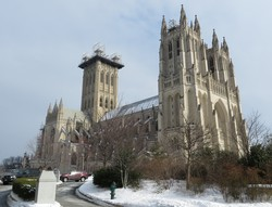 The Washington National Cathedral is finishing its first $10 million phase to repair damage sustained in a 2011 earthquake. The second phase, expected to cost $22 million and take more than twice as much time, has yet to begin.