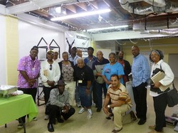An OGHS grant to VOTE helps ex-offenders earn a sustainable income through skills training.