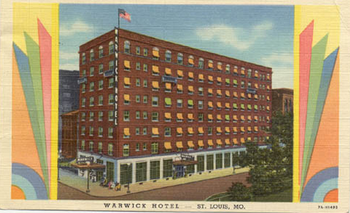 The Associated Church Press traces its origin to a St. Louis, MO, meeting in 1916 at the Warwick Hotel.