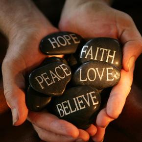 hope rocks image