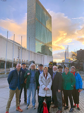 ACSWP at United Nations