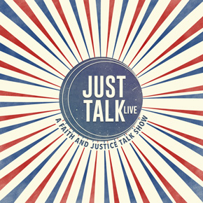 Just Talk Live logo