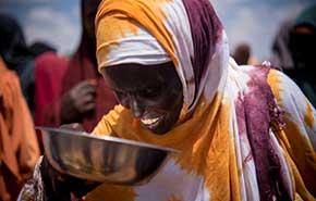 Somalia drought image