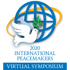 2020 International Peacemakers Virtual Symposium logo