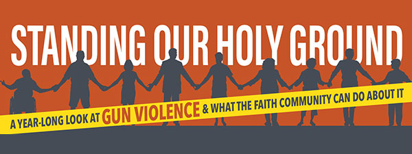 Standing our Holy Ground banner