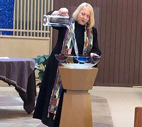 Rev. Dr. Margaret Boles