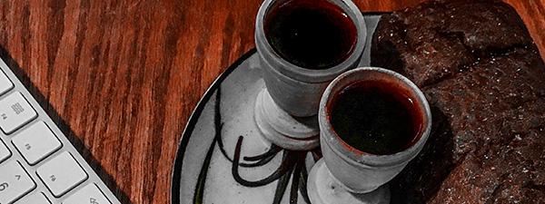 online communion image