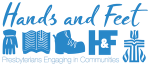 Hands and Feet Logo