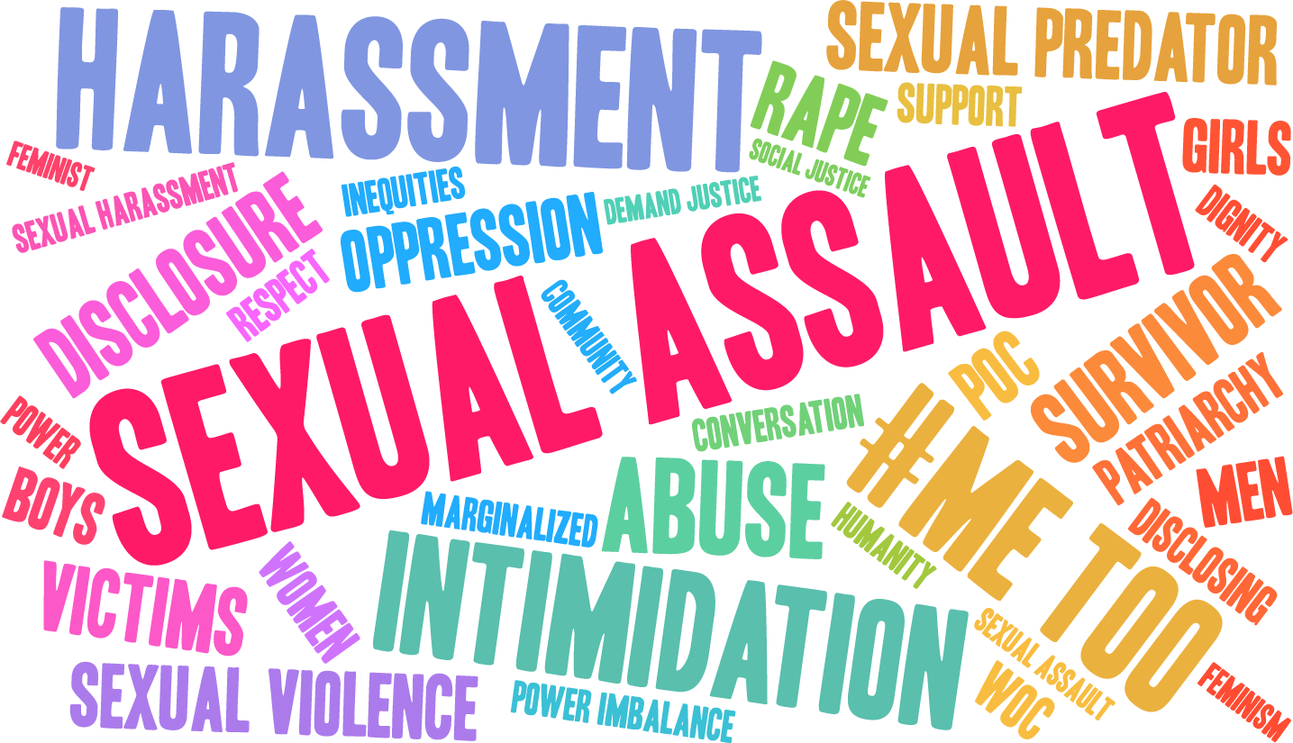 Sexual Assault Text Graphic