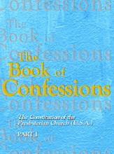 Book of Confessions cover