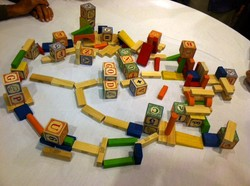 image of building blocks for cor synod training
