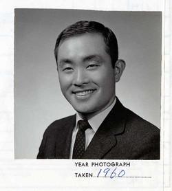 Syngman Rhee in 1970