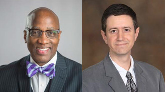 Stated Clerk Candidates: J Herbert Nelson and David Baker
