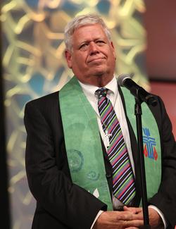 Moderator Heath Rada