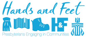 Hands and Feed Logo