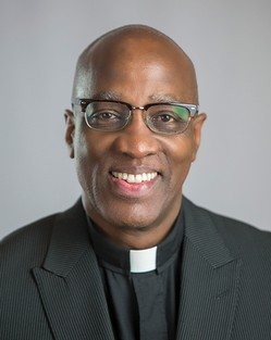 Image of Stated Clerk of the General Assembly, the Rev. Dr. J. Herbert Nelson, II