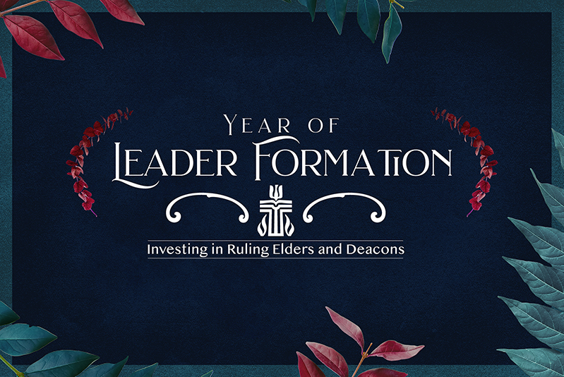 Year of Leadership Formation Logo