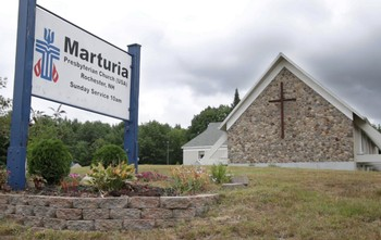 Photo of Marturia Presbyterian Church