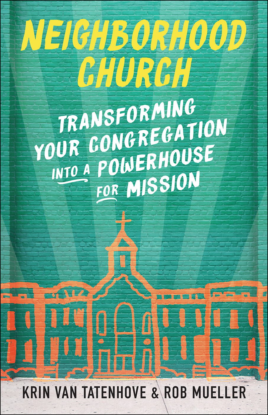 book cover - neighborhood church