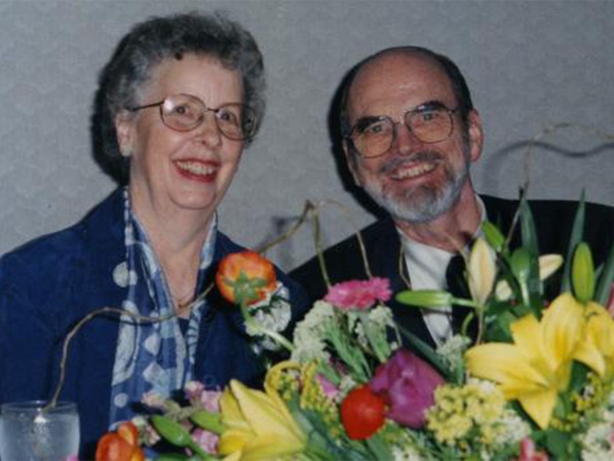 Image of Jack and Sharon Rogers